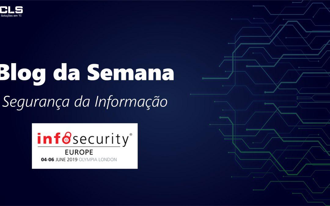 Segurança da Informação: INFOSECURITY