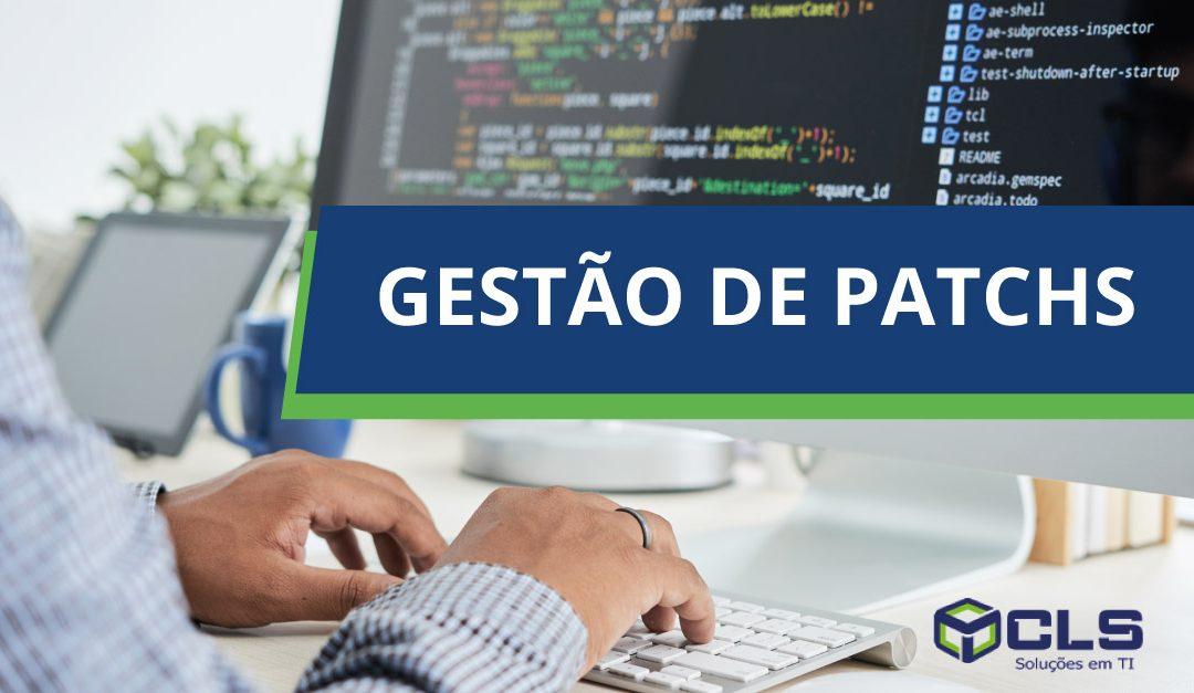 GESTÃO DE PATCHS